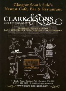 clark & sons wb map