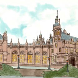 kelvingrove art galleries wee