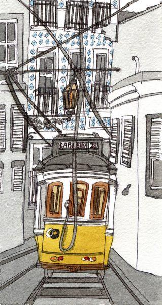 Lisbon Tram I