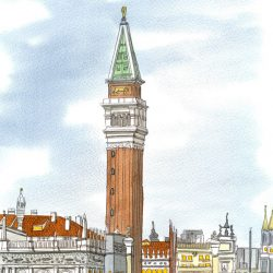 St Mark's Square and the Campanile