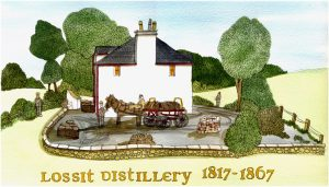 lost lossit distillery wee