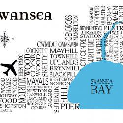 SWANSEA SAT NAV wee