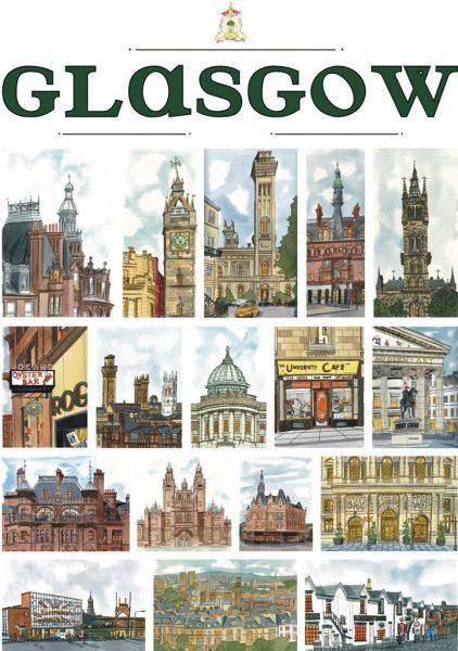 glasgow print