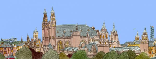kelvingrove and the south wee
