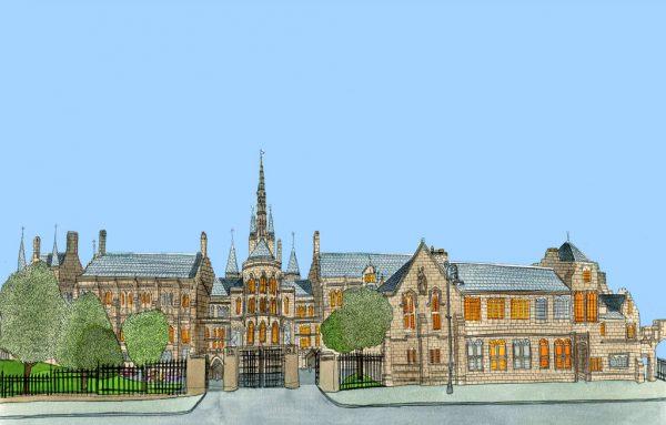 university avenue wee