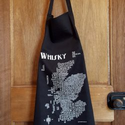 whisky apron s wee