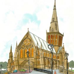 glasgow cathedral wee