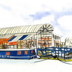 renfrew ferry wee