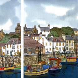 Pittenweem Panoramic