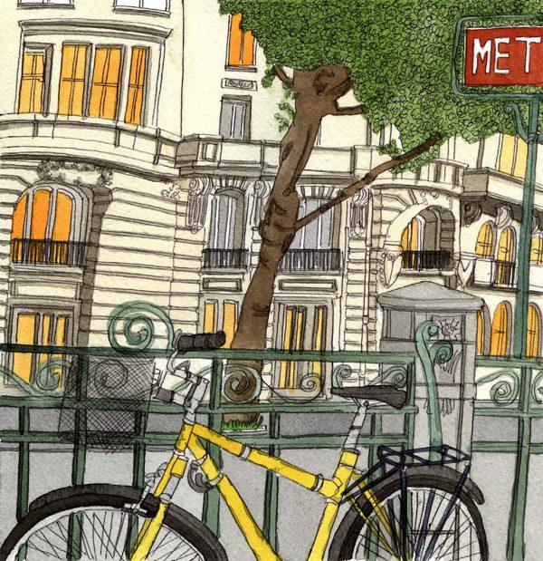 Park and Ride, Paris