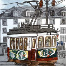 Lisbon Tram III