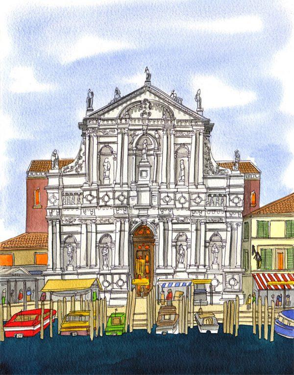 Scalzi Church